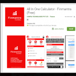 Finmantra all in one premium calculator