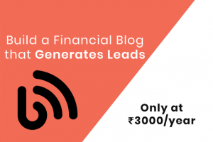 Build a lead generating blog