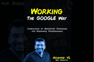 Work Like Google : Marketing ebook - Aravind VL